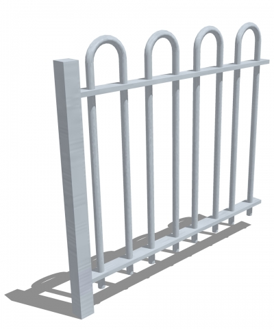 FS048 - Bow Top Fencing