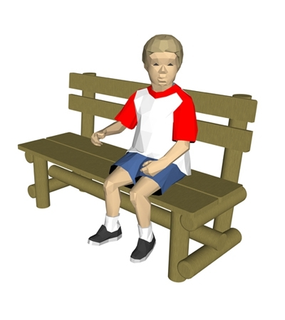 SP006 - Bench (Portrait)