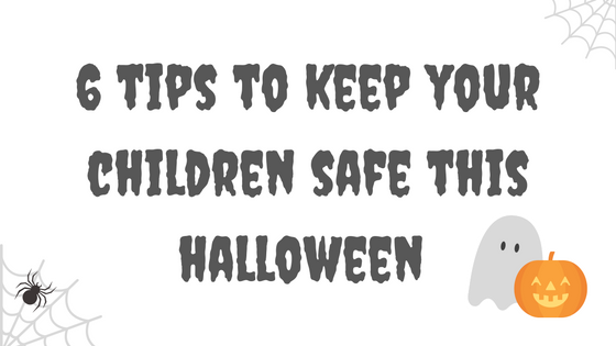 10 tips to keep your children safe this halloween