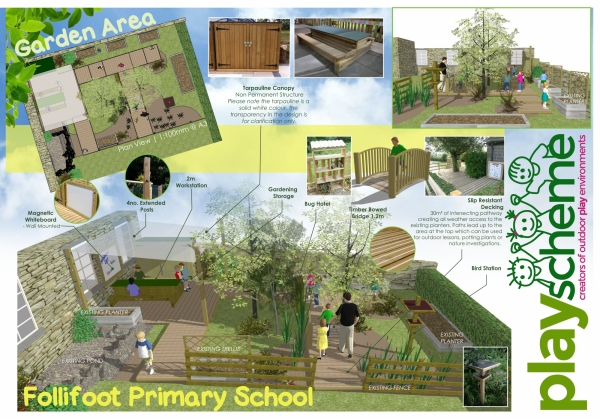 Follifoot primary Layout Garden Area_B