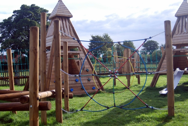 Freely Lane Play Area, Bramham