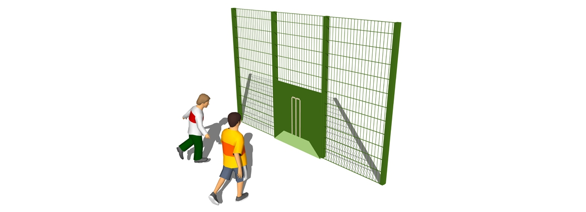 IP026E - Cricket Panel 1.2m x 1.2m