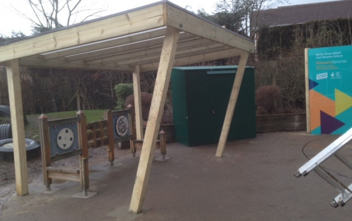Banks Road - Sport Shelter & Metal Storage - PS5