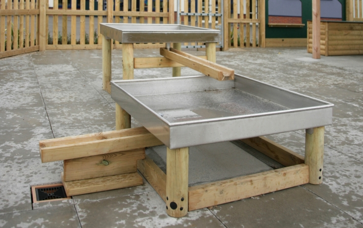 Water Tray System  -  Clifton with Rawcliffe
