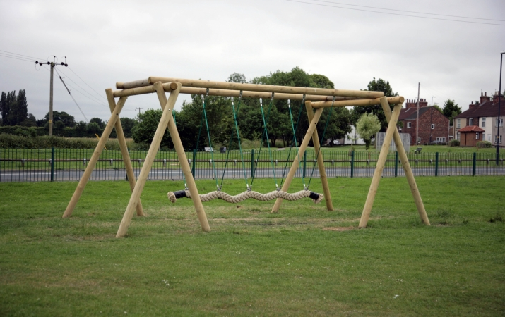 Dragon Swing  -  Wistow Road (3)