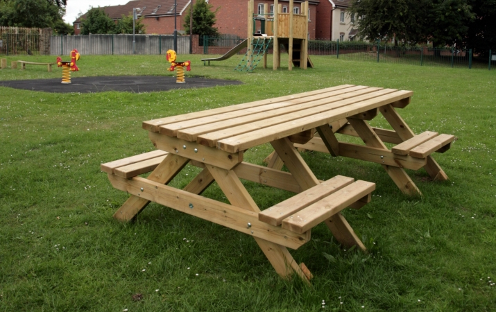 Special Access Picnic Bench