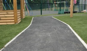 Tarmac pathway  -  Chellow Heights(LR)