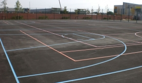 Multi-Court Markings
