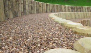 Resin Bound gravel-800
