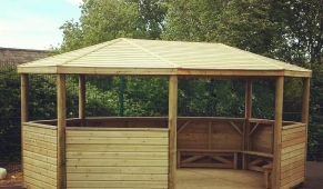 Medium Cayton Gazebo