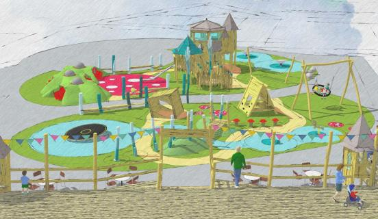 Otterspool Free Play Area_C (Sketchy Export - perspective) - low res